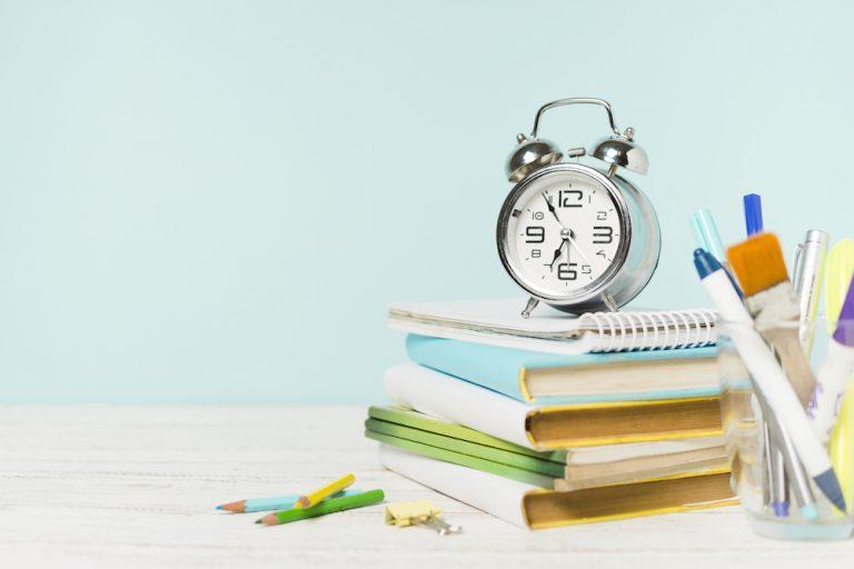 Como gerenciar o seu tempo para ser fluente em inglês