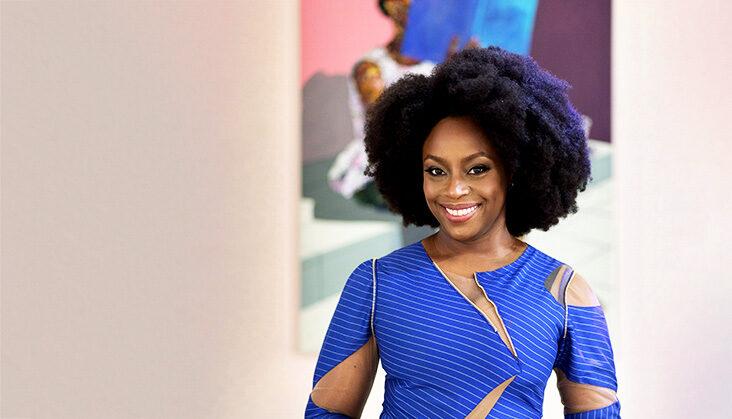 Refletindo sobre racismo (em inglês) com Chimamanda Ngozi Adichie