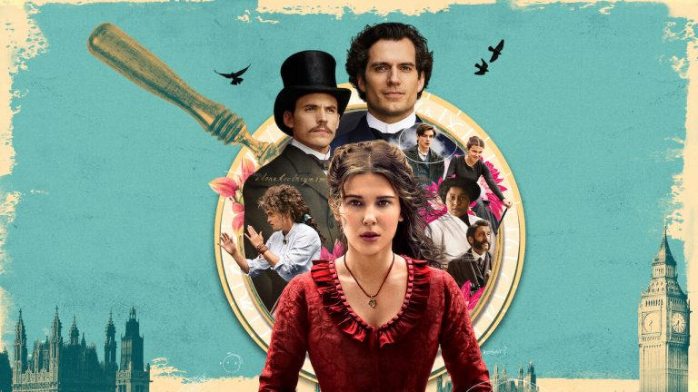 Dicas de inglês com o novo filme da Netflix, Enola Holmes (sem spoilers!)