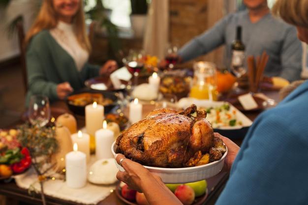Aprenda inglês e as tradições do Dia de Ação de Graças
