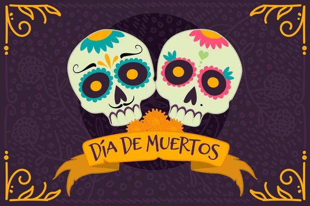 Pratique espanhol e aprenda sobre o 'Día de Muertos'